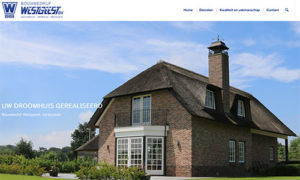 Screenshot-website_Bouwbedrijf_Westgeest